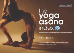 The Yoga Asana Index: A complete index of hatha yoga postures ...